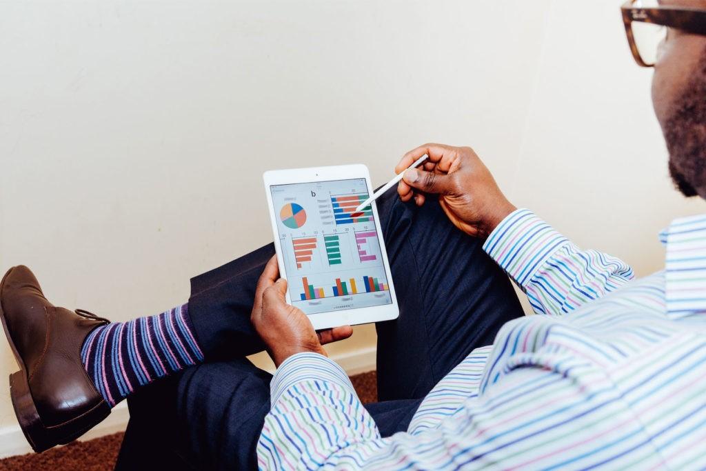 Reviewing business indicators